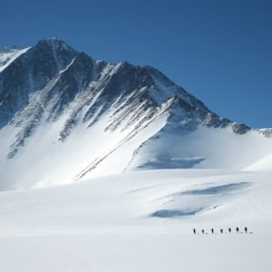 Antarctica Mount Vinson Expedition