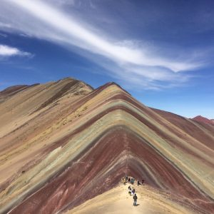 Peru-Amazon, Salkantay Trail to Machu Picchu & Rainbow Mountain trek